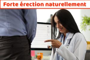femme médecin se moquant de la taille du penis de son patient